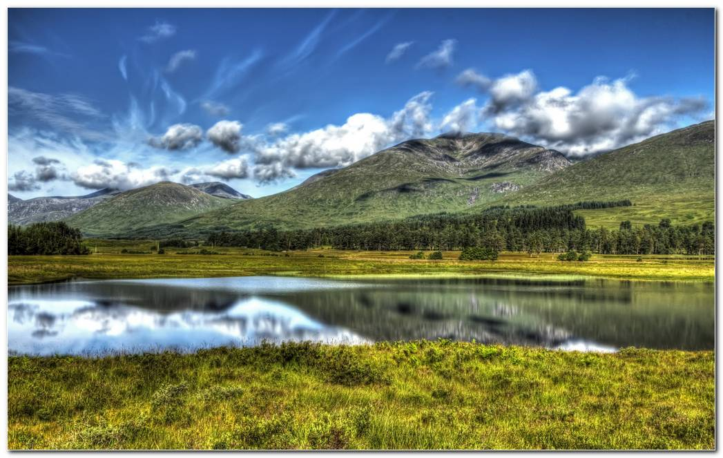Best Scottish Landscape Wallpapers Background
