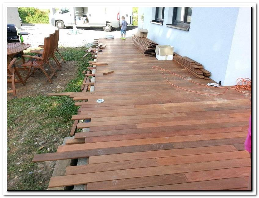 Bestes Tropenholz F?R Terrasse
