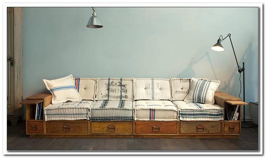 Bett Als Sofa Nutzen Kissen