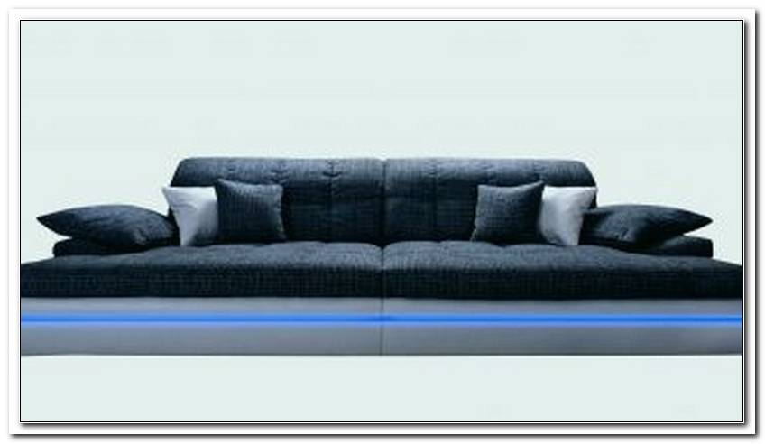 Big Sofa Mit Led Beleuchtung