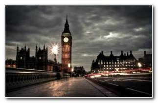 Big Ben Clocktowers Cityscape London Long Exposure Hd Wallpapers