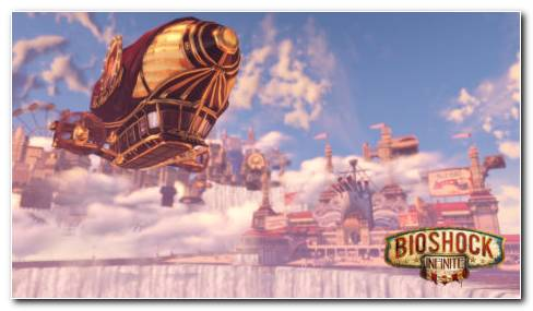 Bioshock Infinite HD Wallpaper
