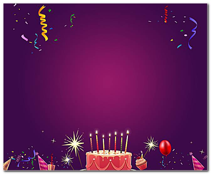 Birthday Backgrounds