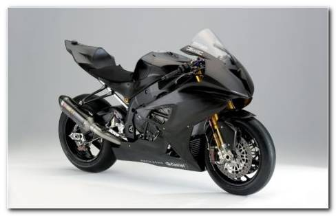 Black BMW 1000 Rr HD Wallpaper