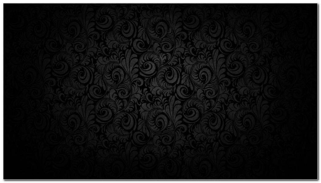 Black Swirl Wallpaper Background
