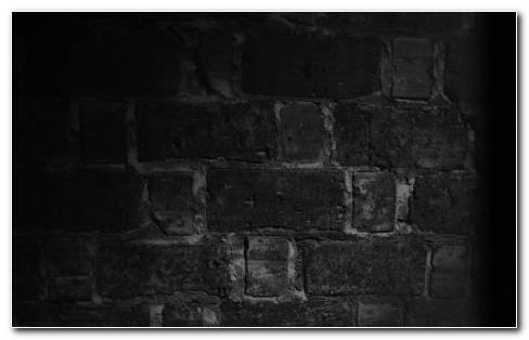 Black Brick Architecture HD Wallpaper