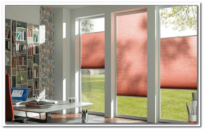 Blendschutz Fenster Innen