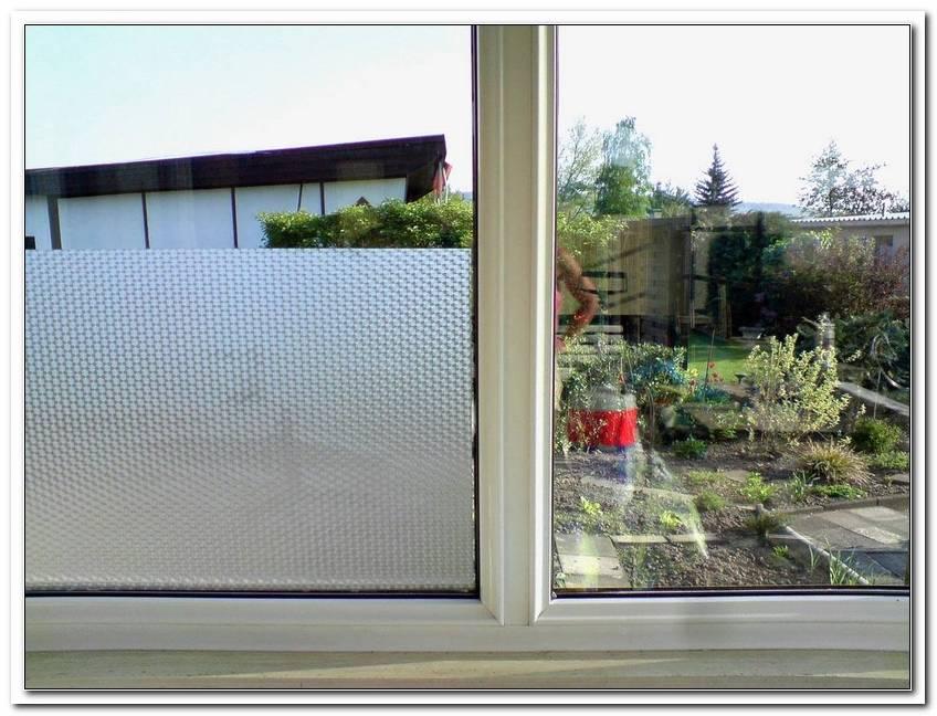 Blickschutz Folie F?R Fenster