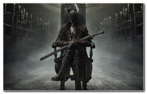 Bloodborne Gameplay HD Wallpaper