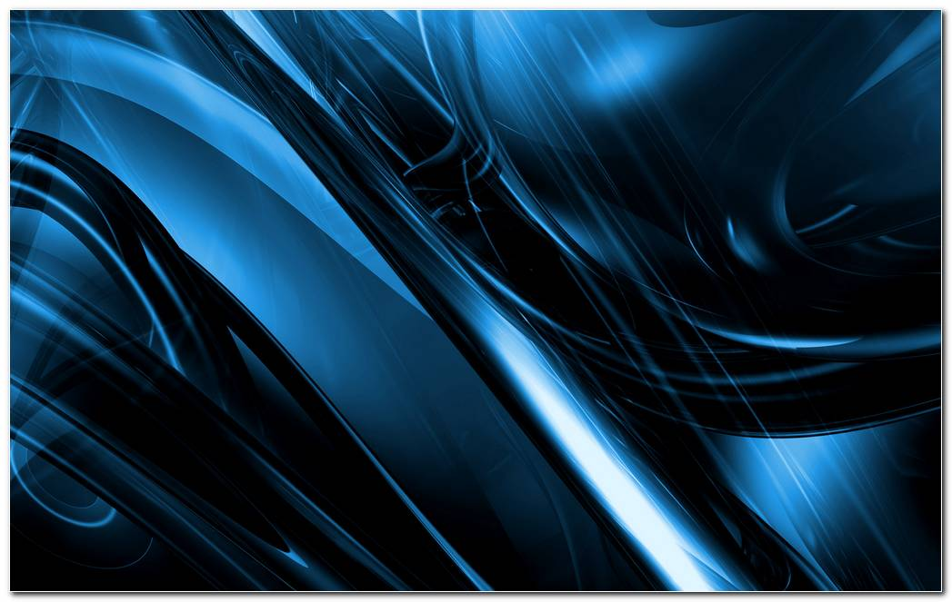 Blue And Black Abstract Background Wallpapers
