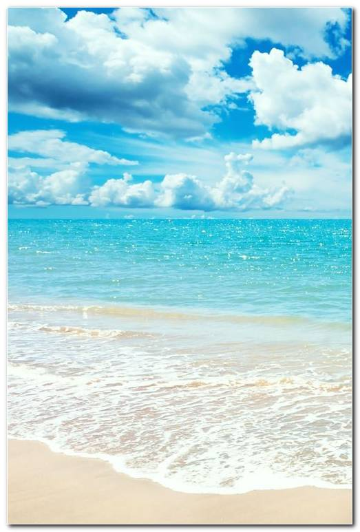 Blue Beach Backgrounds