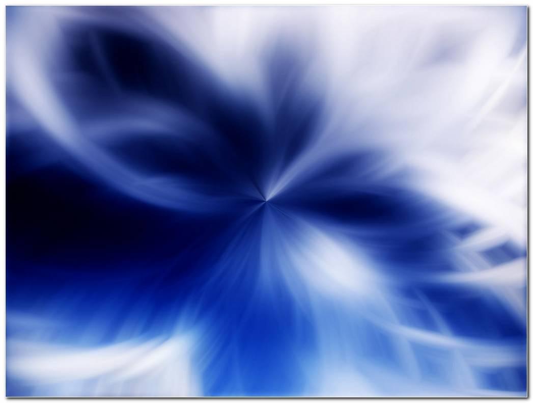 Blue Sky Swirl Background Wallpaper