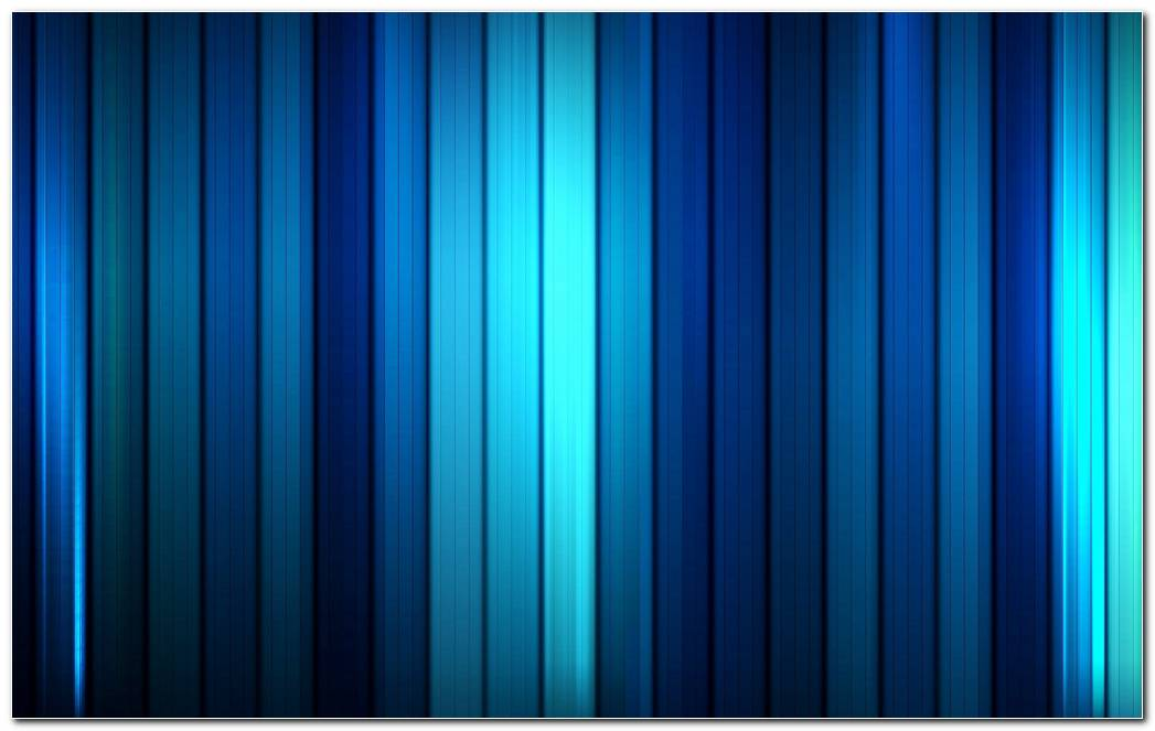 Blue Stripe Pattern Background Wallpaper