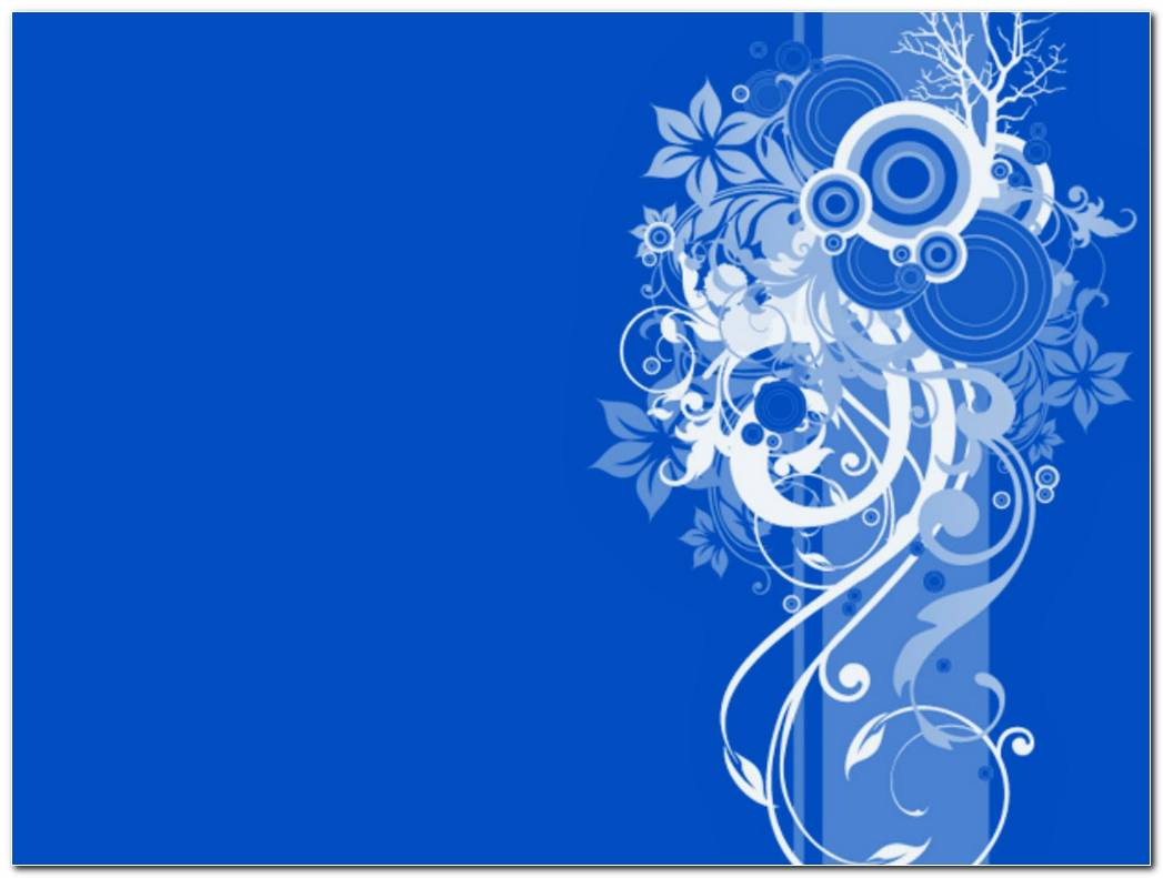 Blue Swirl Background Wallpaper