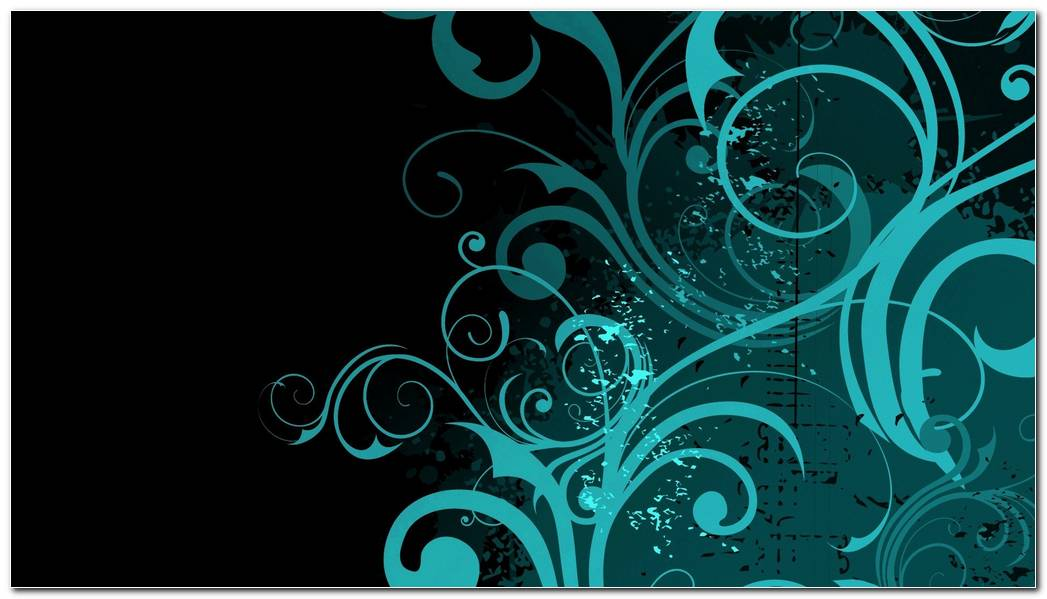 Blue Swirls Abstract  Swirl Background Wallpaper