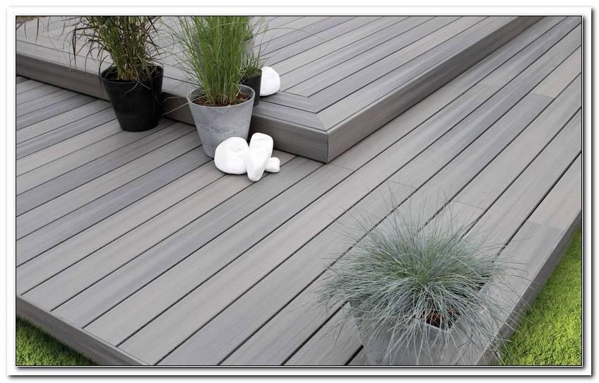 Bodenbelag Terrasse Holz Kunststoff