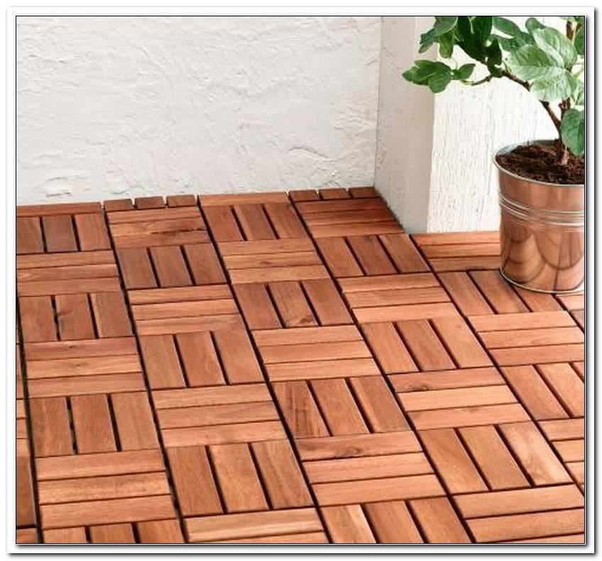 Bodenbelag Terrasse Holzoptik