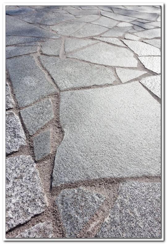 Bodenbelag Terrasse Stein