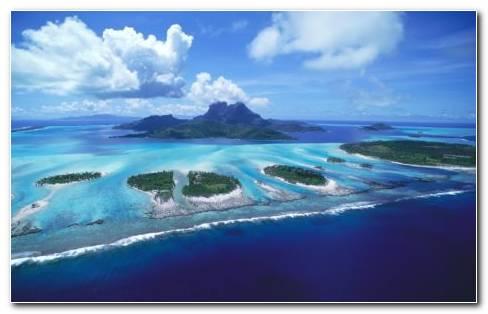 Bora Bora Islands HD Wallpaper