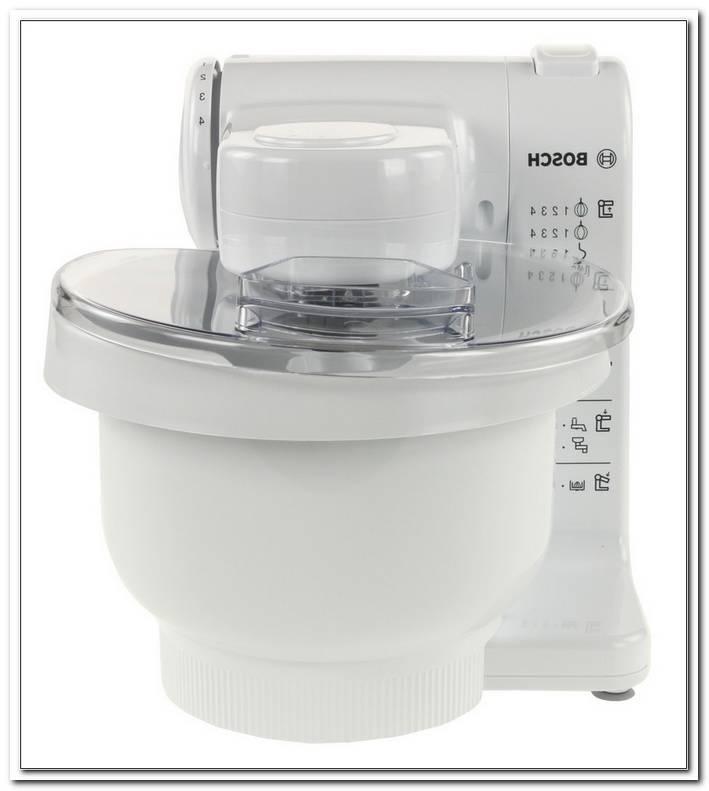 Bosch K?Chenmaschine 1 Kg Mehl 25