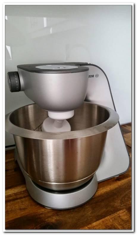 Bosch K?Chenmaschine 1 Kg Mehl 37