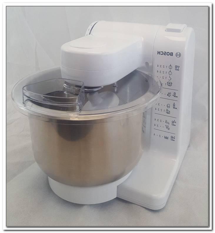 Bosch K?Chenmaschine 1 Kg Mehl 87