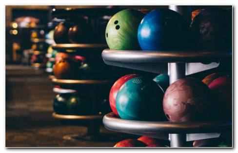Bowling Balls Storm HD Wallpaper