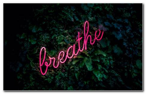 Breath Art HD Wallpaper