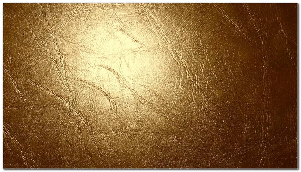 Bright Leather Brown Background Wallpaper