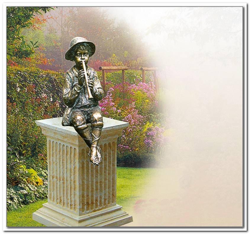 Bronzefiguren Garten Kaufen