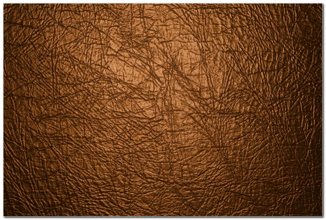 Brown Leather Texture Background Wallpaper