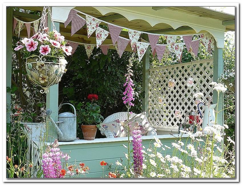 Buch Shabby Style Im Garten