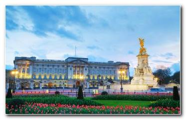 Buckingham Palace Backgrounds