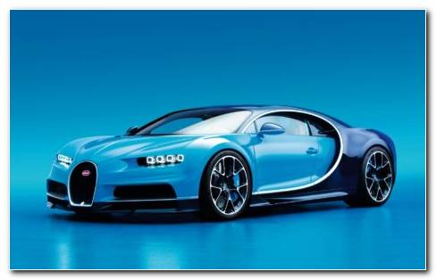 Bugatti Chiron Top Speed HD Wallpaper