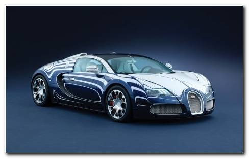 Bugatti Veyron Grand Sport Wallpaper