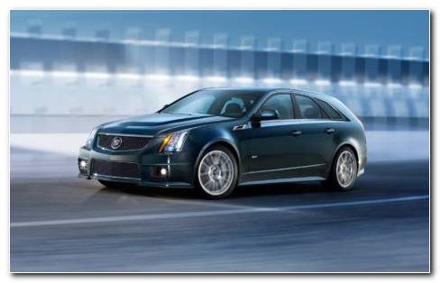 Cadillac CTS V HD Wallpaper