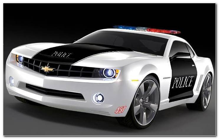 Camaro Police Car Wallpapers 720x450
