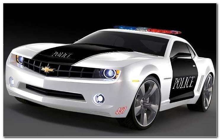 Camaro Police Car Wallpapers 720x450