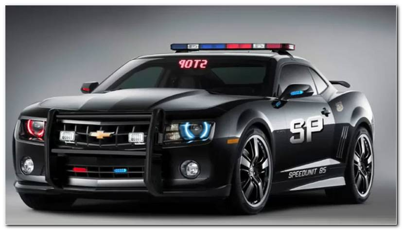 Camaro Police Car Wallpapers 804x451