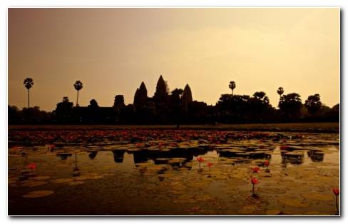 Cambodia HD Wallpaper