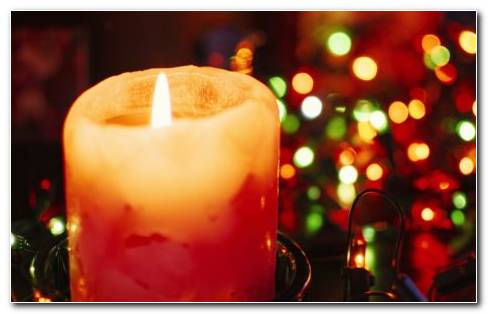 Candle Photography HD Wallpaper