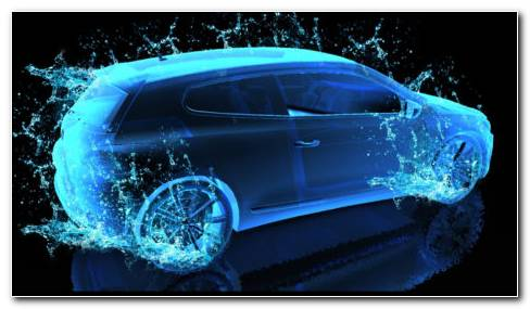Car Neon Lights HD Wallpaper