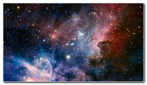 Carina Nebula HD Wallpaper