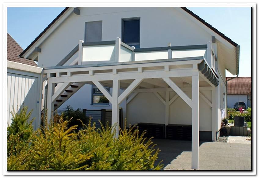 Carport Mit Terrasse Baugenehmigung
