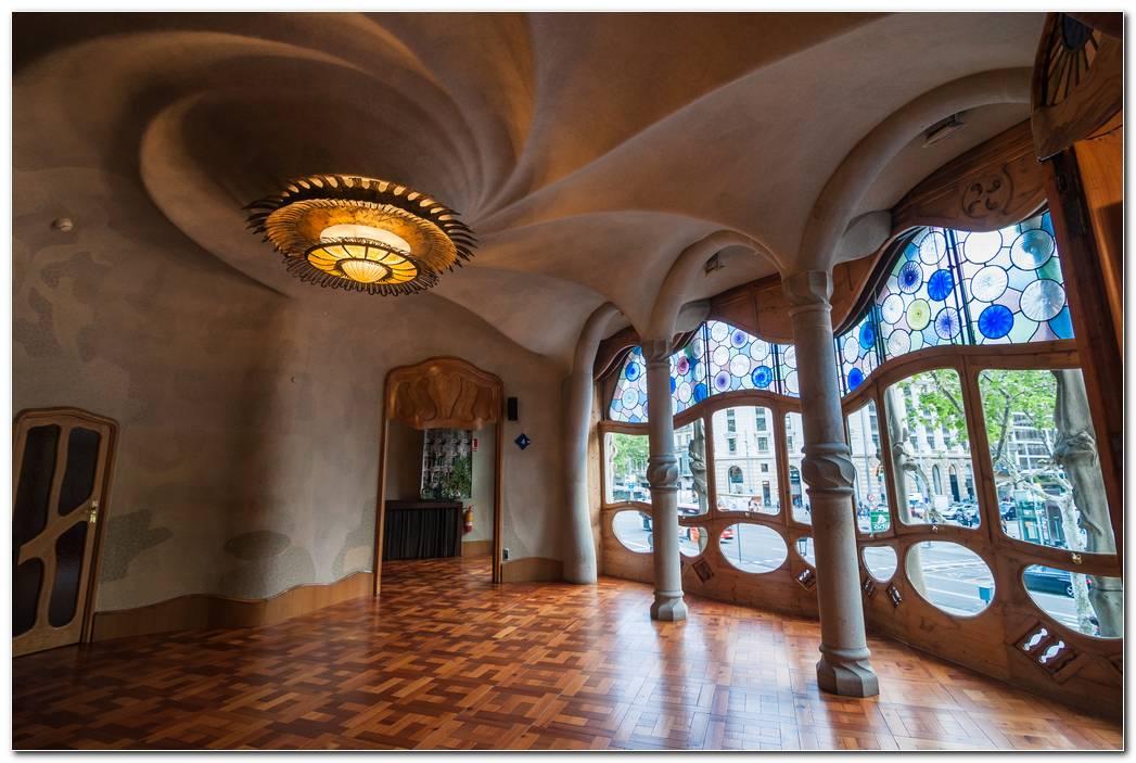 Casa Batll Interiores