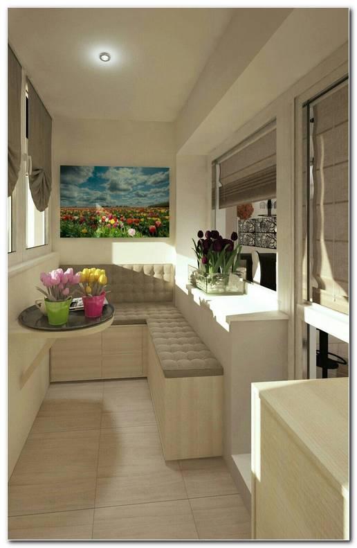 Casa Con Balcones Interiores