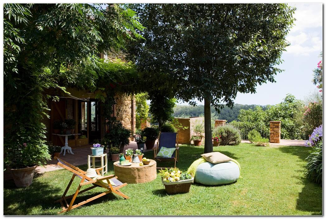 Casa Con Jardin Exterior