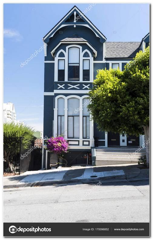 Casa Exterior Azul