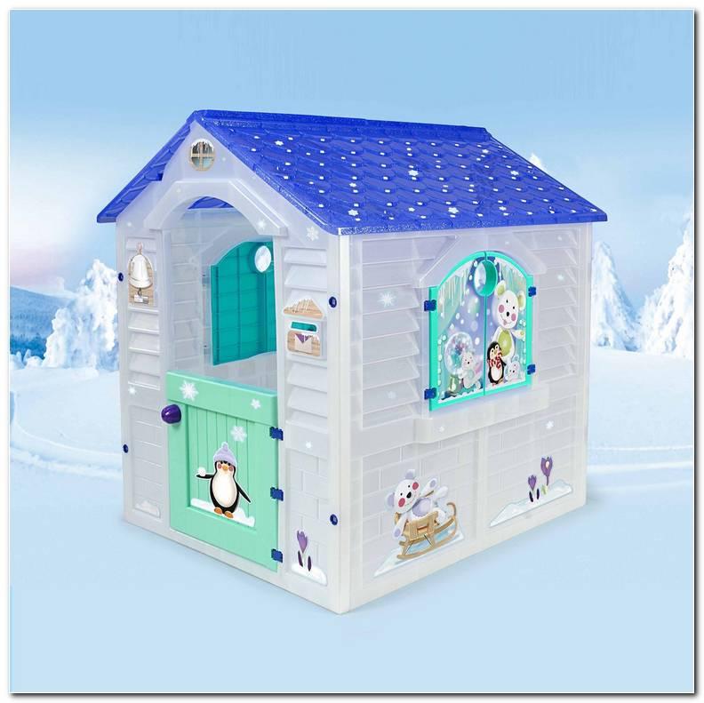 Casa Exterior Frozen