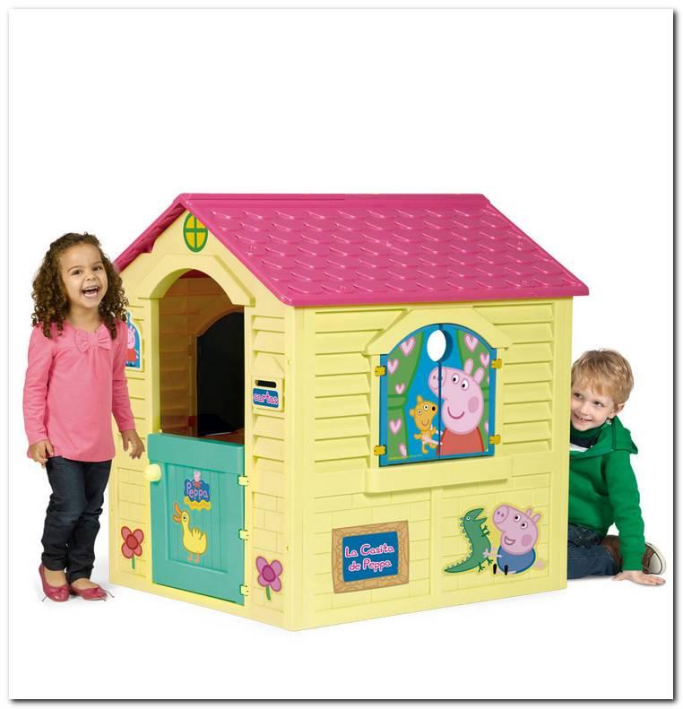 Casa Exterior Peppa Pig